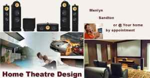 Sound and Image design Home Theatres out of Sandton and Menlyn stores