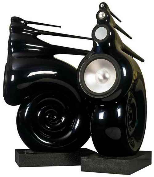 Bowers and Wilkins B&W Nautilus Speakers available through Sound and Image