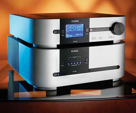 Classe amplifier for big Home Theatre