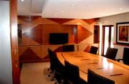 Sound and Image Boardroom Theater